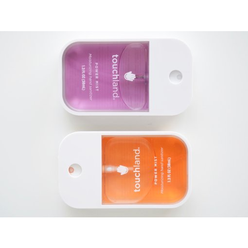 微众测|Touchland免洗手喷雾|出门必备消毒神器