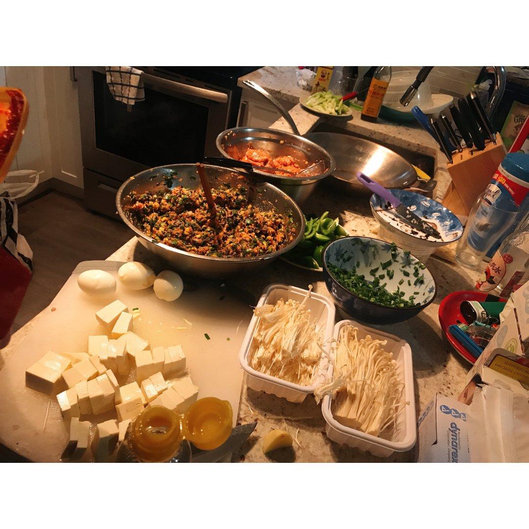 元宵节过生日,有个厨神朋友是件幸福...