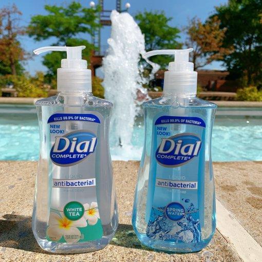 Dial洗手液换新包装啦