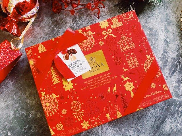 Godiva中国红巧克力礼盒