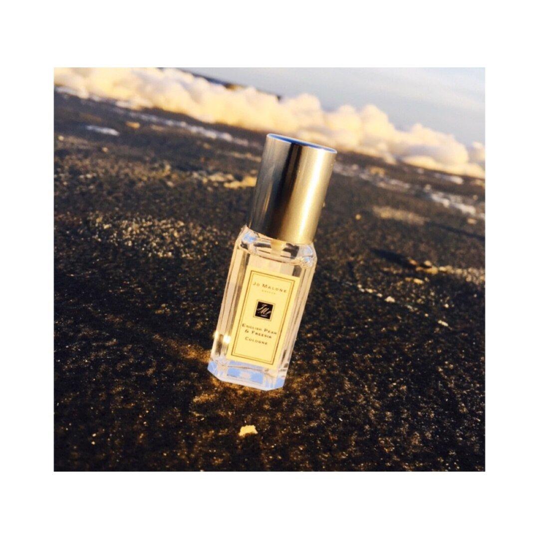 飘然而至的英国少女❤️祖马龙英国梨香水