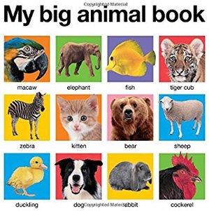 低至$5.24 儿童早教必备儿童书 认识动物 多款可选