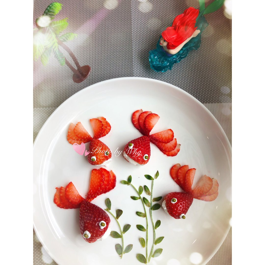 水果变身|草莓🍓不止是草莓🍓