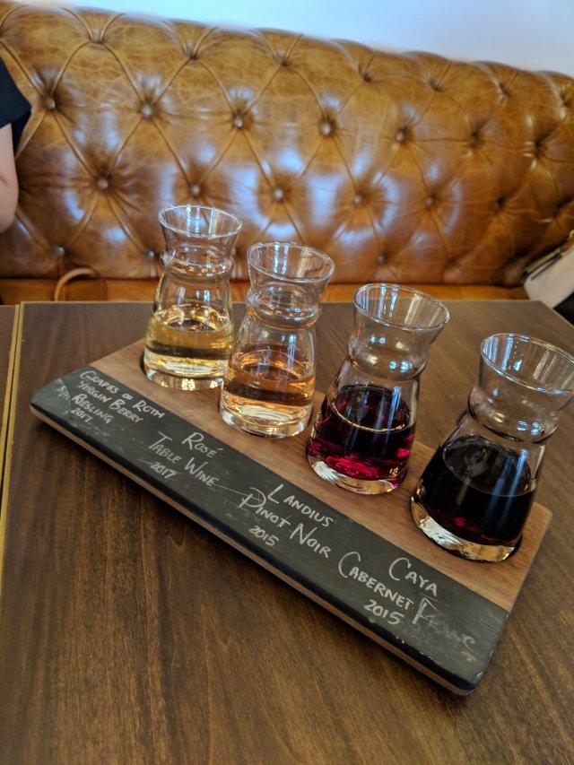 今日份红酒 长岛最大的的酒庄之一