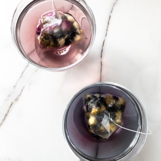 熊猫众测|蓝紫色的下午茶...
