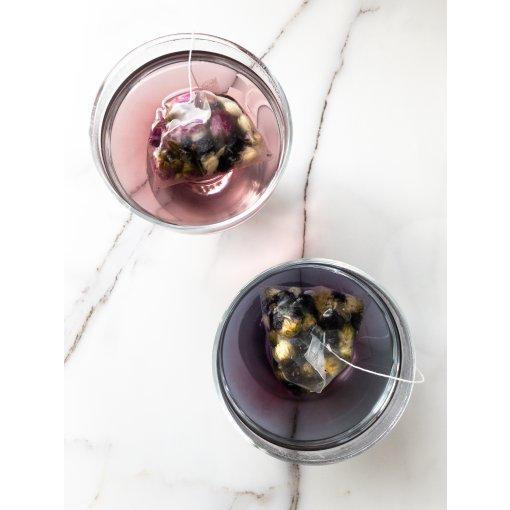 熊猫众测|蓝紫色的下午茶