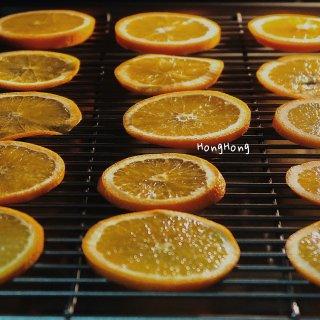 谁家还没有跟上脚步烤橙子🍊?...
