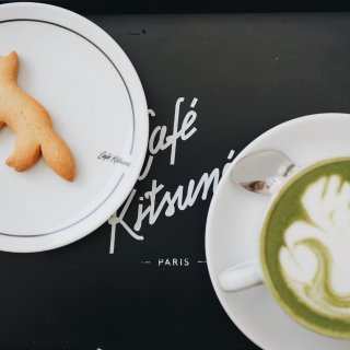 伦敦咖啡 小狐狸咖啡空降伦敦...