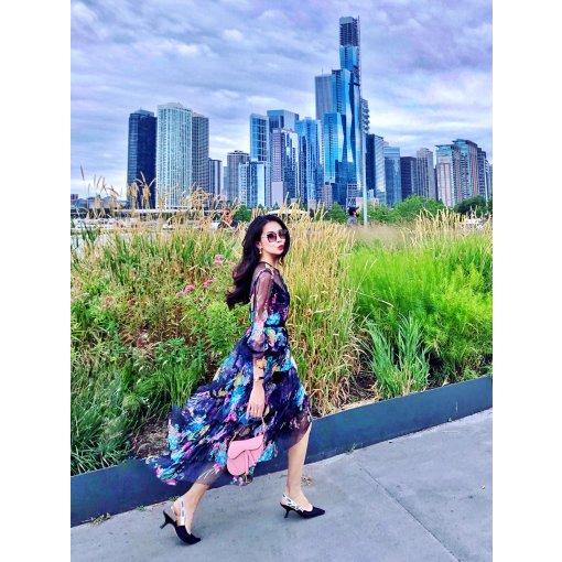轻舞飞扬 | 沉醉在芝加哥的绝美天际线🏙