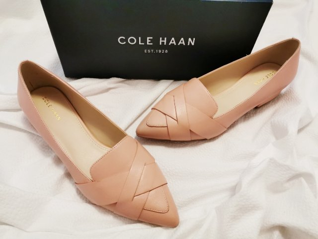 🎀粉粉哒cole haan~是少女...