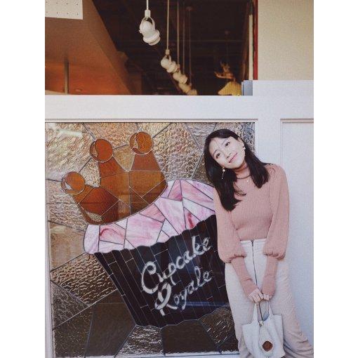 西雅图▪️粉粉小公举Cupcake店👸🏼💕🧁