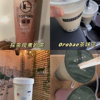 洛杉矶神仙奶茶店🥤试喝20家➕良心推荐‼...