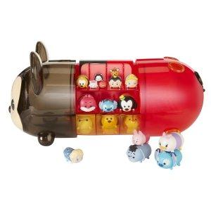 $7.5包邮!DISNEY TSUM TSUM玩具储存盒