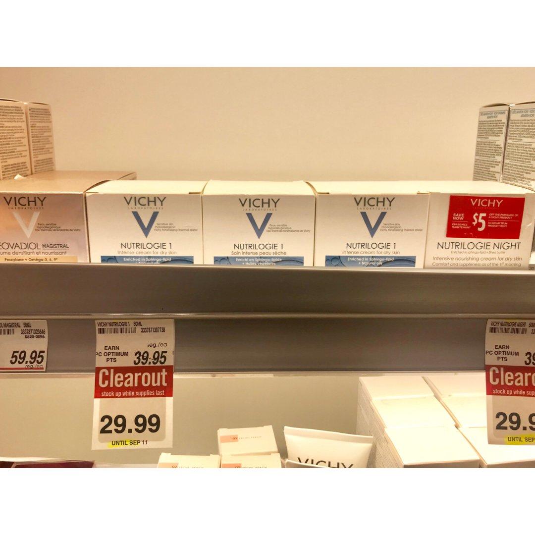 【清货特价】Vichy产品在Sho...