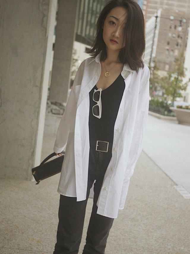 穿搭 | 简单的黑白配