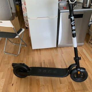 我的电动滑板🛹体验!...