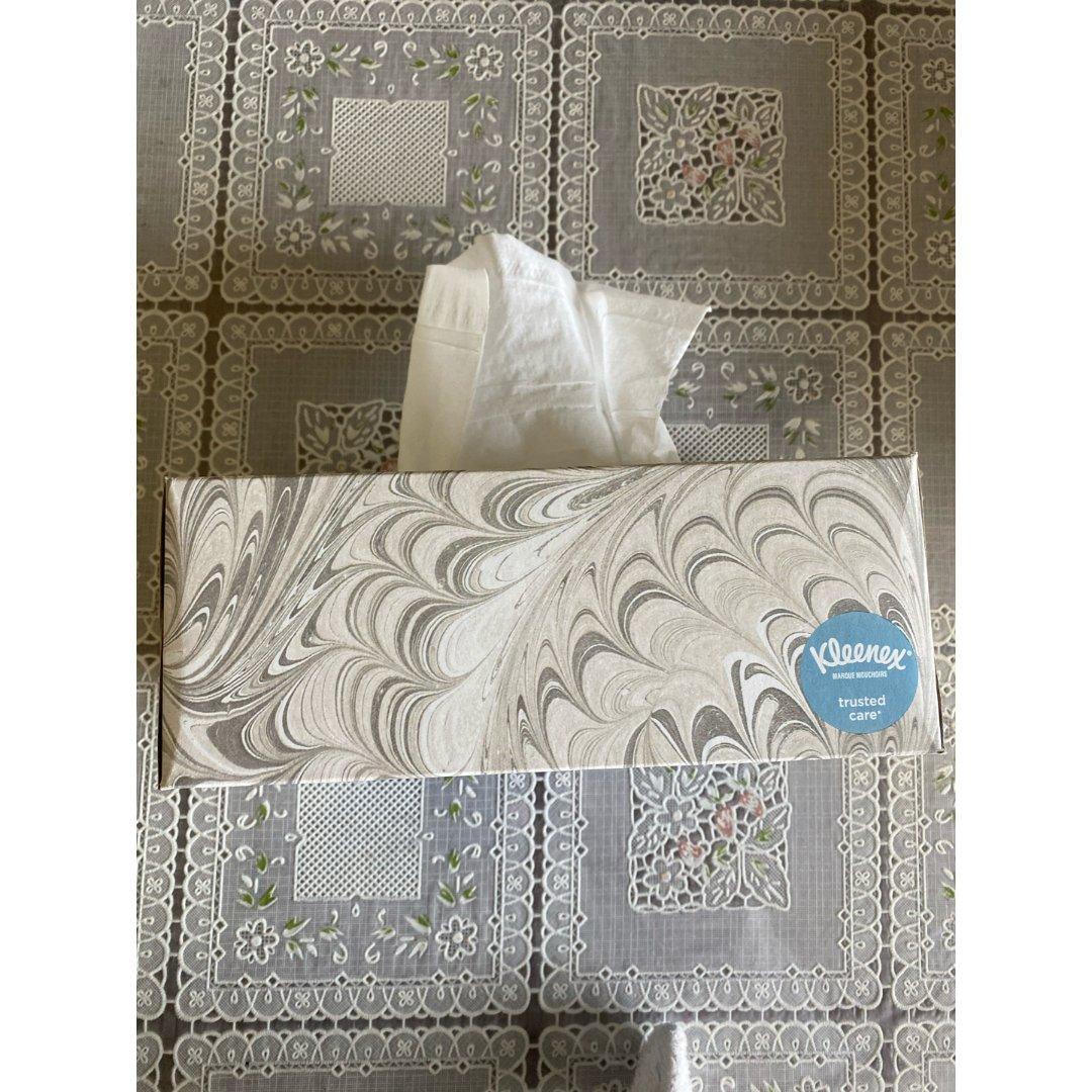 cvs这周买的纸巾