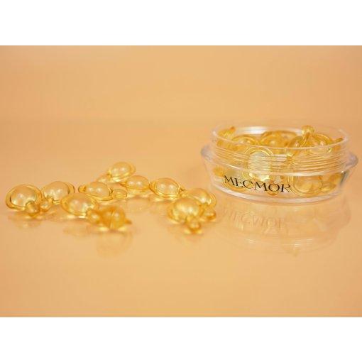 Mecmor🖤黑金面膜💛➕葡萄籽胶囊精华🍇