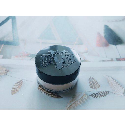 美妆/Kat定妆散粉+ Lancôme睫毛膏=卷翘浓密芭比娃