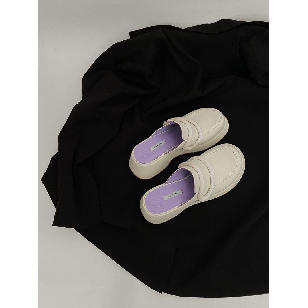 这双白鞋太灵了,可爱和高级居然不冲突...