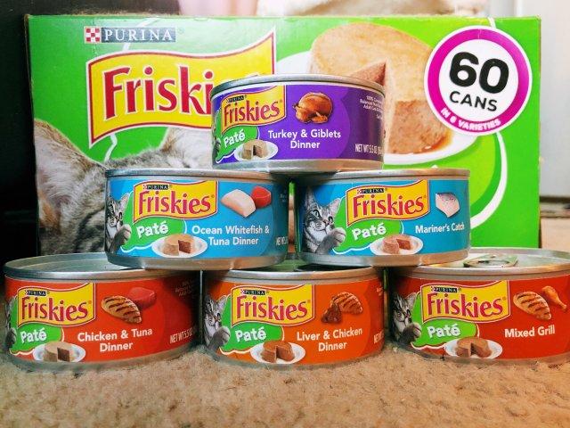 宠物|Purina Friskie...