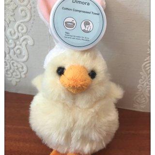 微众测👏一款神奇的Dimora全棉超柔压缩面巾