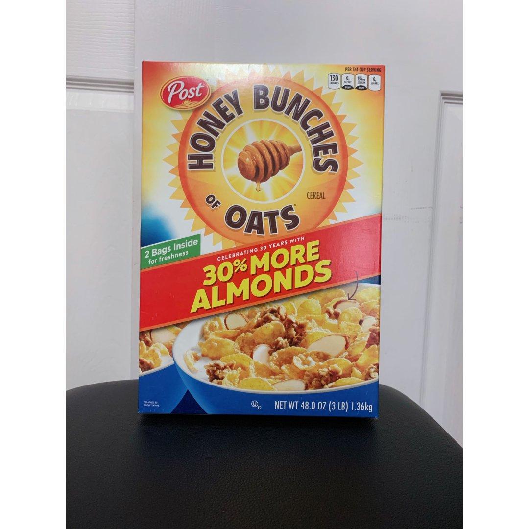 早餐吃什么?推荐这盒cereal