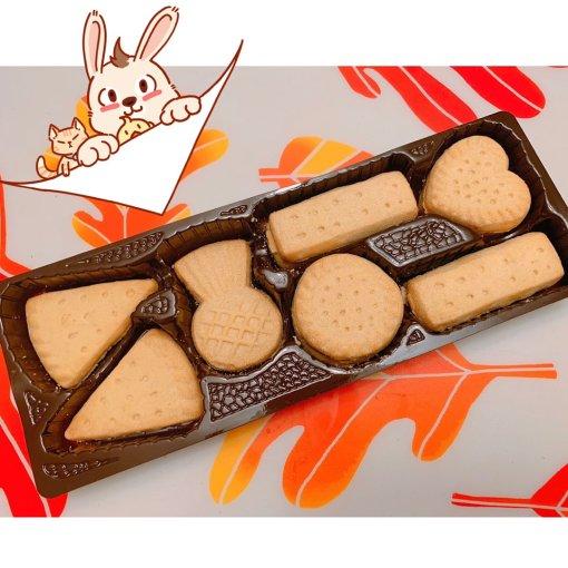 好吃的黄油饼干😋12/11/2018 倒计时打卡第10天