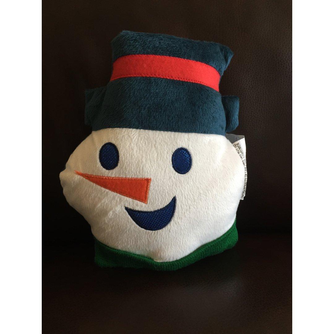 圣诞雪人玩偶