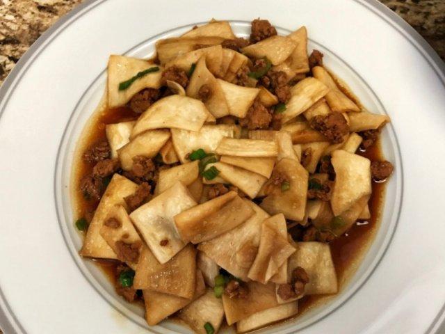 🌤三餐吃什么🌤菌菇炒肉
