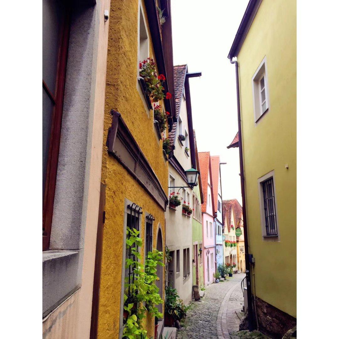 德国印象之罗滕堡