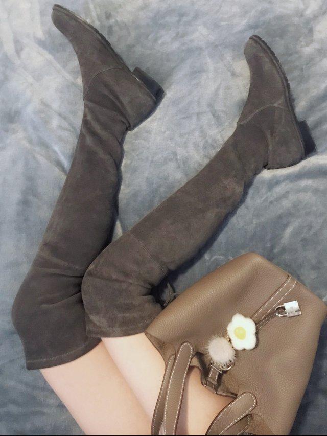 【五颜六色的灰】包包鞋子一个色DAY3