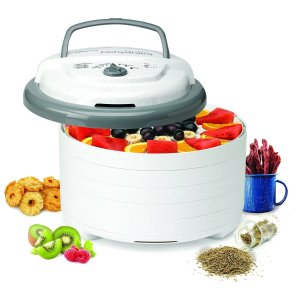 $57Nesco FD-75A Snackmaster Pro Food Dehydrator, White