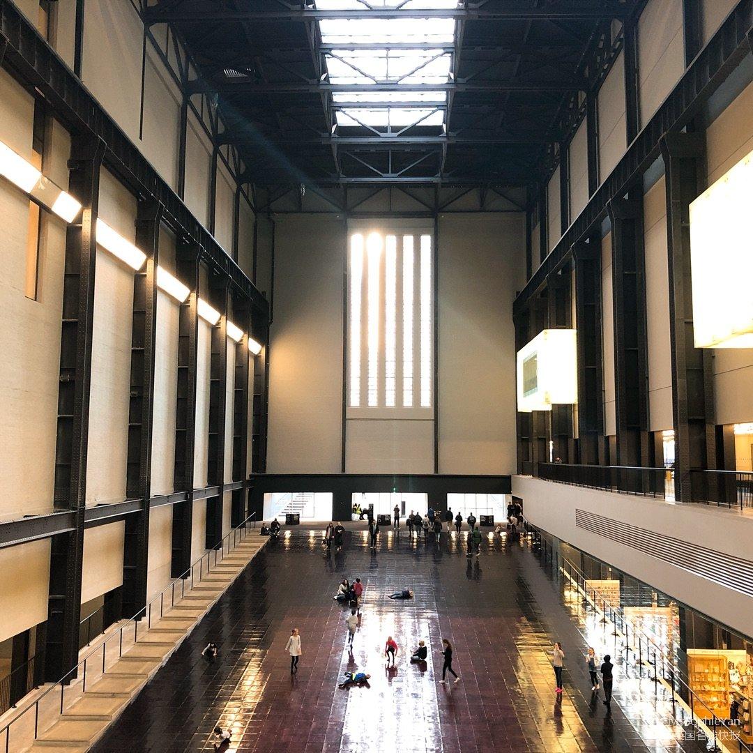 伦敦美术馆|泰特现代美术馆