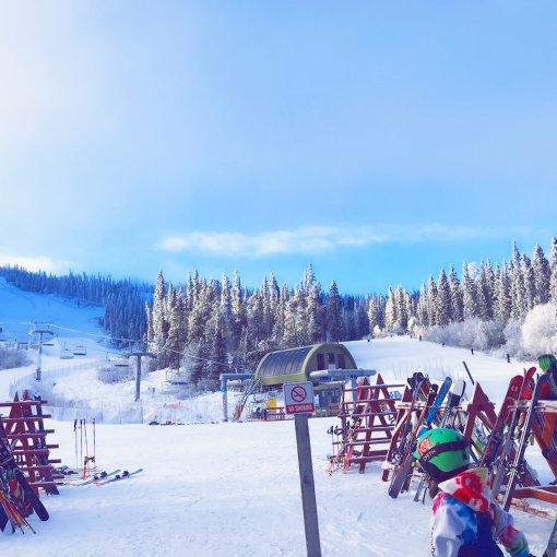 又是一年滑雪季🏂