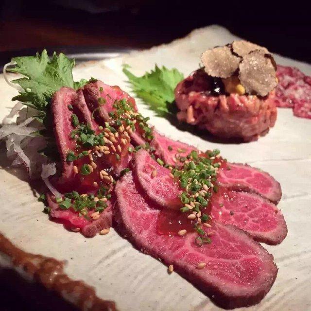 刚好吃松露的季节 #日本和牛#YA...