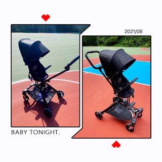 "Unilove高景观婴儿车丨让你家宝宝从小出行""高高在上"""