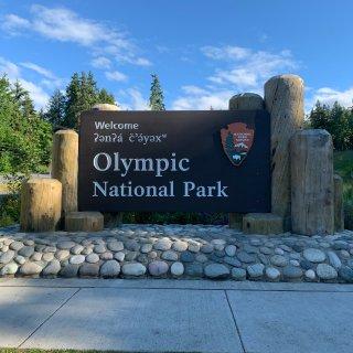 Olympic National Par...