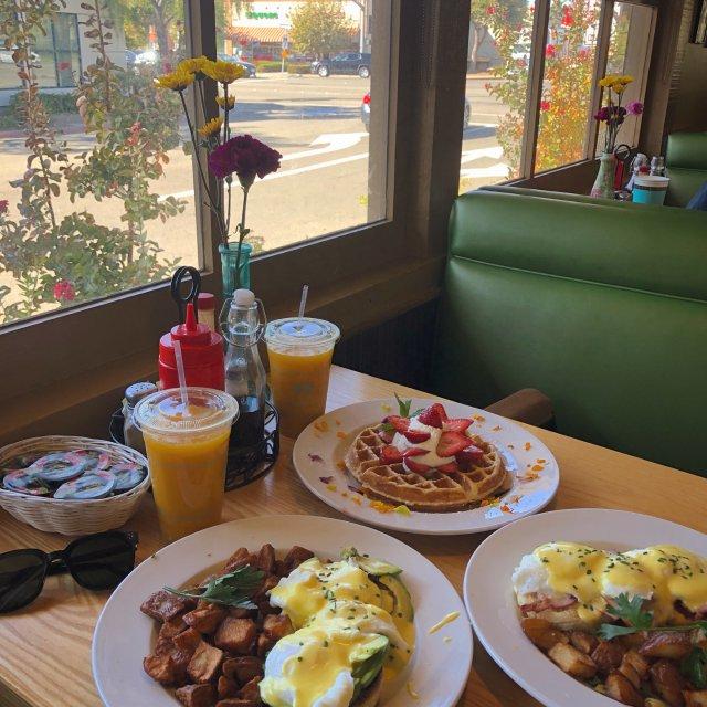 brunch吃什麼🤔灣區早午餐打卡