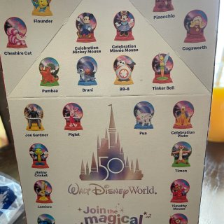 Walt Disney World 50...