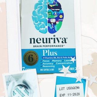 微众测 Neuriva 脑部保健品