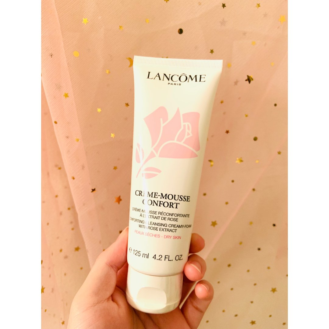 Lancôme温和柔肤洗面奶