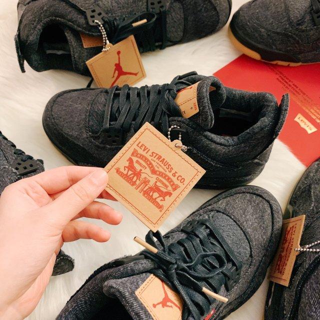 Air Jordan 4 X Le...