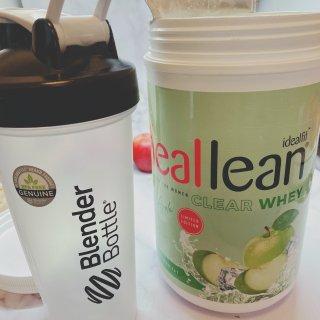 IdealFit - Green Apple Clear Whey - 20 Servings | IdealFit