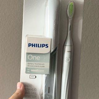 微众测—Philips 便携式电动牙刷