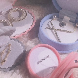 Lins Collection|让水晶女孩无法抗拒的吸引力