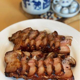嗅得到的年味儿 脆皮烤猪肉...