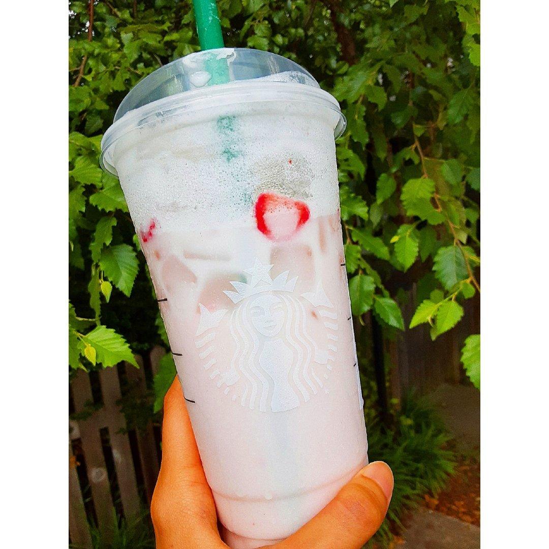 🌈挑戰| Starbucksの莓果粉💖