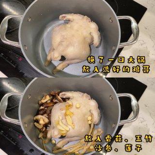 美食 冬日里的暖心鸡汤🍲...