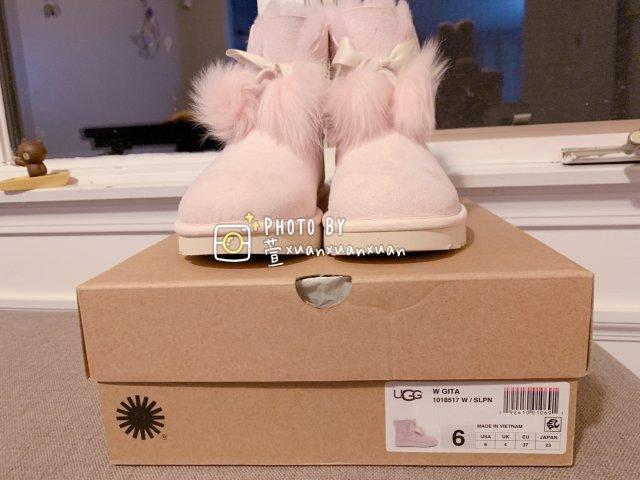🌨一双靴子真的要做得这么少女心吗!
